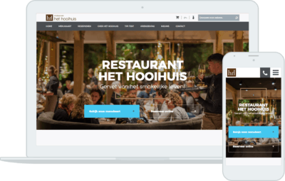 Hooihuis website